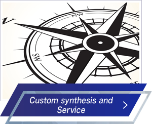 Custom synthesis and Service